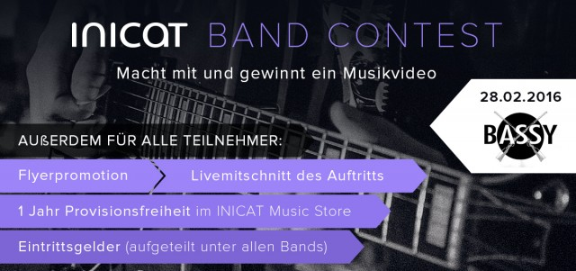 Inicat Bandcontest