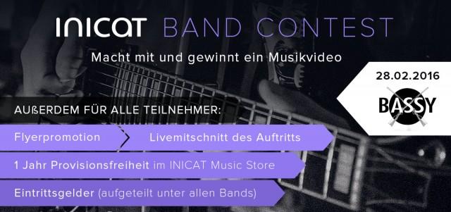 Inicat Bandcontest