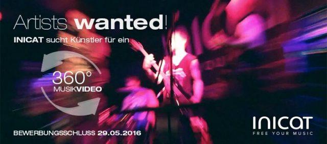 360° Musikvideo - Inicat
