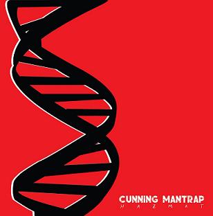 Cunning Mantrap - HAZMAT Albumcover